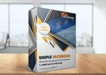 box software simple FACEBOOK 350x250 - Top các phần mềm marketing đa kênh tốt nhất 2019