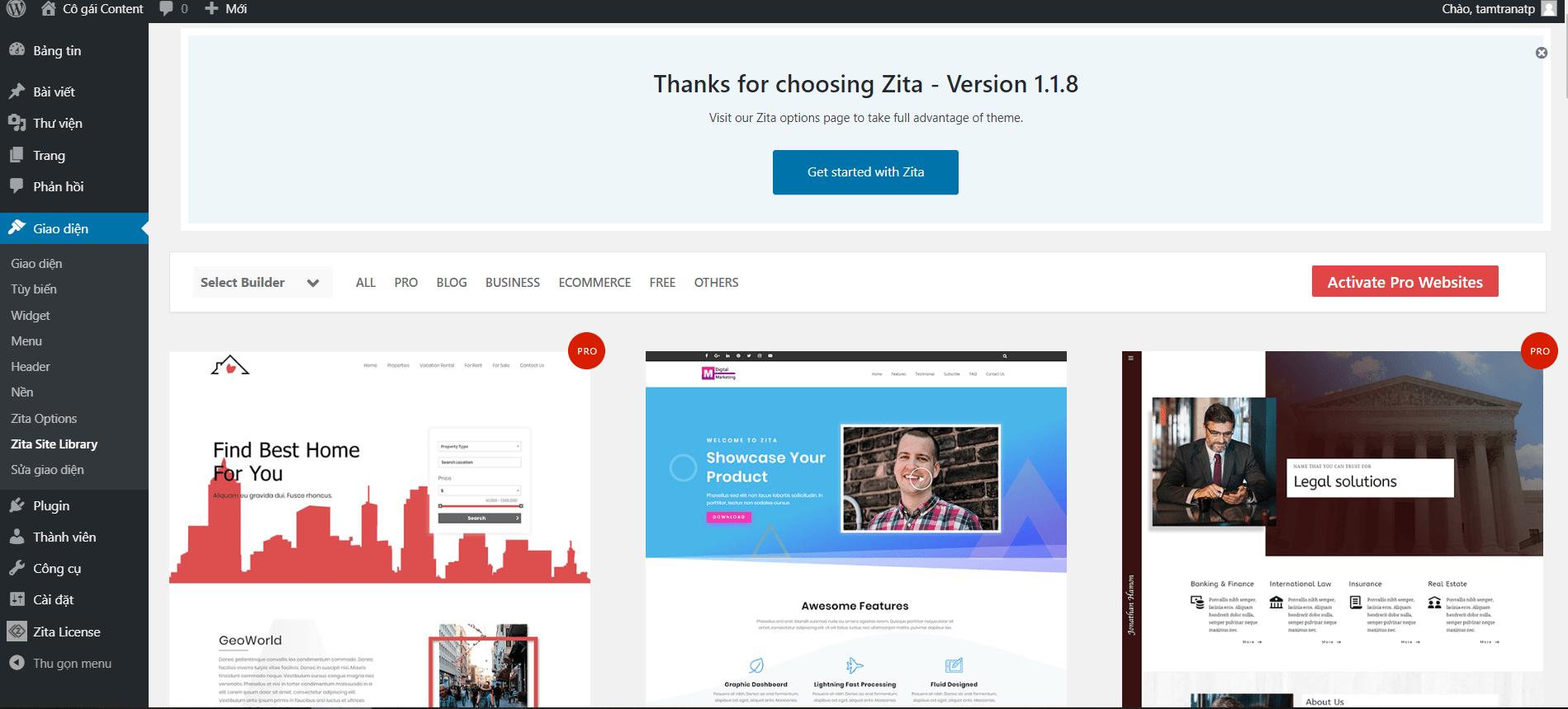 Screenshot 56 - Hướng dẫn tự thiết kế website không cần dùng code cho người mới bắt đầu từ A-Z