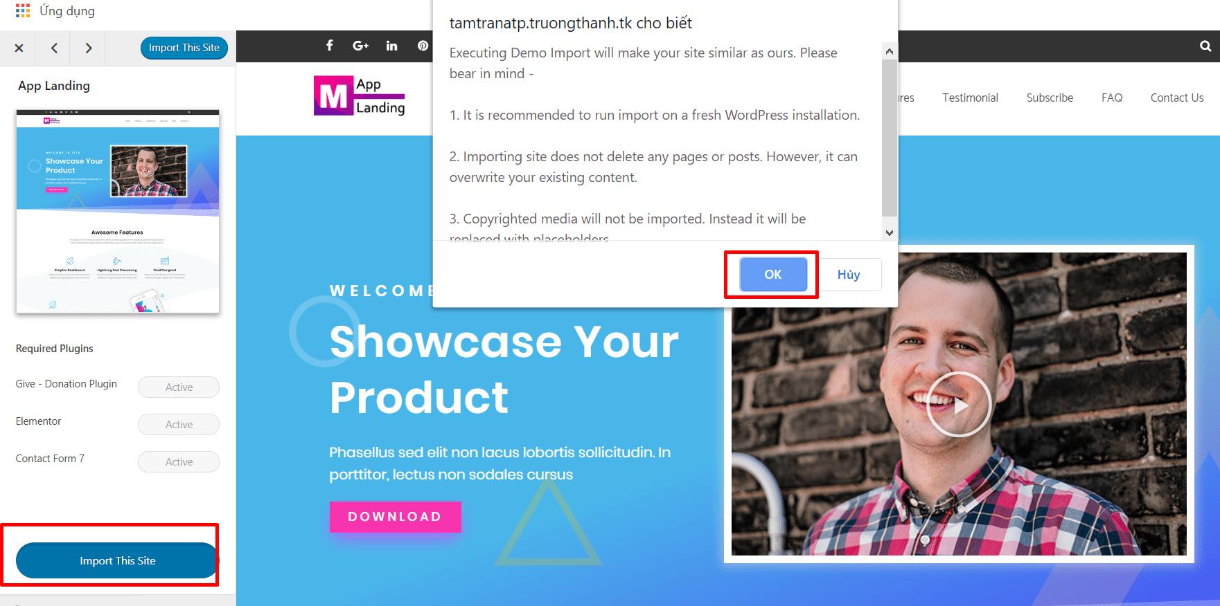 Screenshot 59 - Hướng dẫn tự thiết kế website không cần dùng code cho người mới bắt đầu từ A-Z