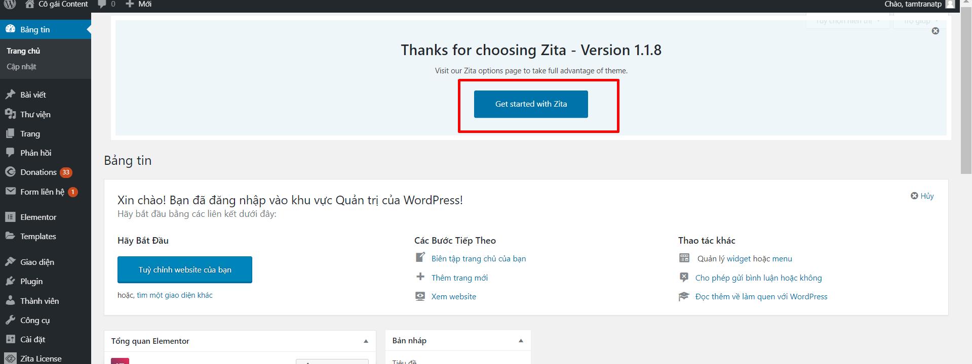 Screenshot 62 - Hướng dẫn tự thiết kế website không cần dùng code cho người mới bắt đầu từ A-Z