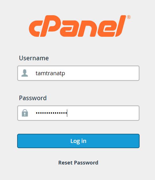 cpanel - Hướng dẫn tự thiết kế website không cần dùng code cho người mới bắt đầu từ A-Z
