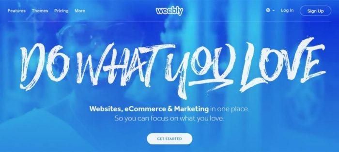 weebly la gi - Hướng dẫn tự thiết kế website không cần dùng code cho người mới bắt đầu từ A-Z