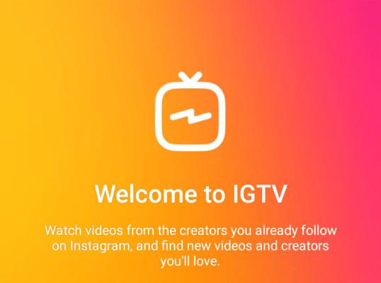 IGTV 538x400 - Những điều cơ bản: Instagram TV là gì?