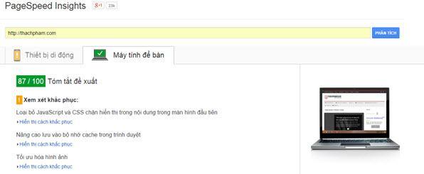 googlepagespeed