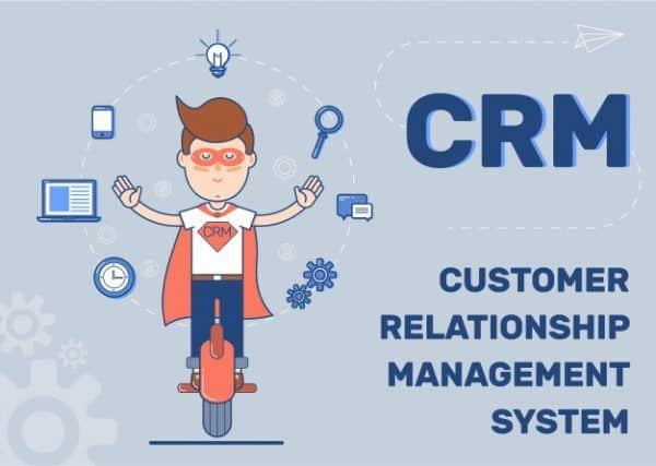 crm, customer relationship management là gì