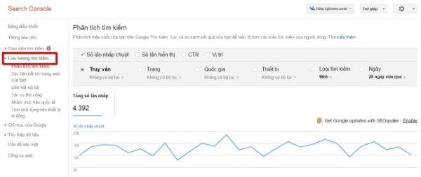 tìm hiểu google webmaster tool