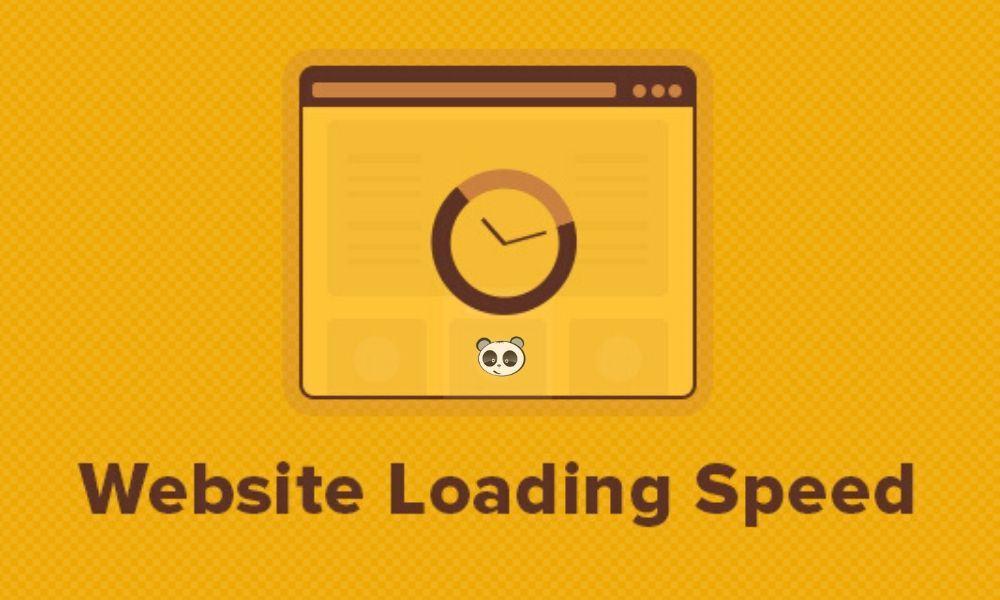 Tốc độ tải trang load speed của website