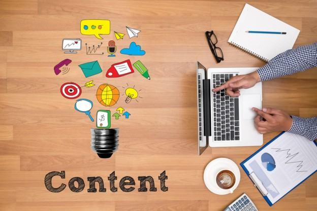 Kết hợp chữ với hình ảnh, video và nội dung bài viết