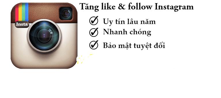 Tại saophải tăng follow instagram?