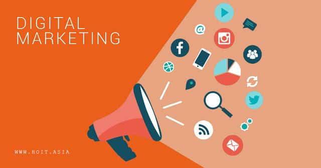 5 lý do sử dụng Facebook, 4 nền tảng để digital marketing 4.0 ...