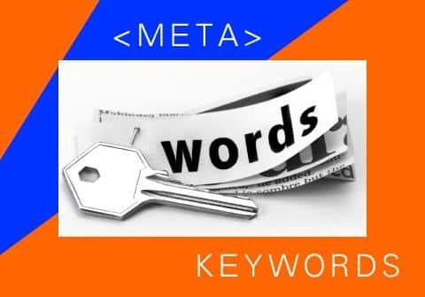 Meta Keywords (Thẻ khai báo từ khóa trong SEO)