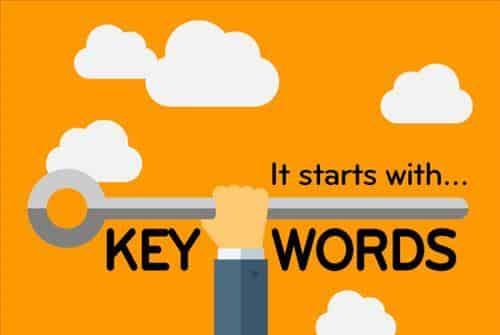 Nghiên cứu từ khóa và lựa chọn đúng như bắt được chìa khóa vào kho báu