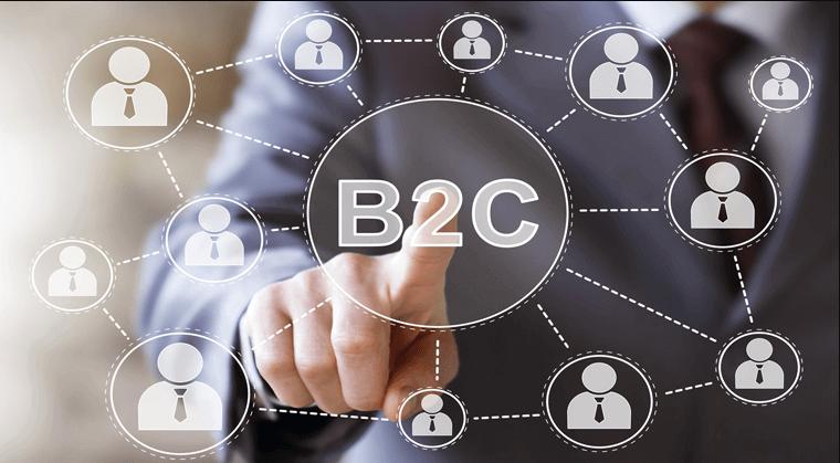 Các loại mô hình kinh doanh B2C