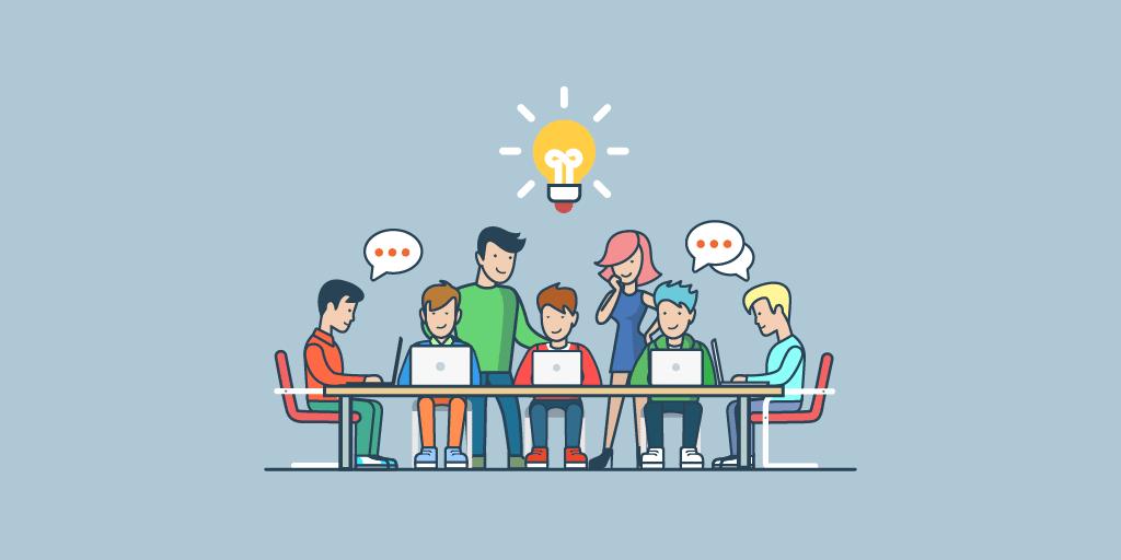 Những quy tắc khiến Brainstorming trở nên hiệu quả