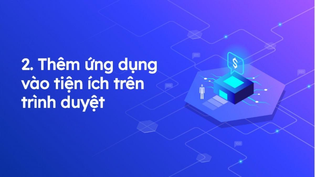 Thêm ứng dụng vào tiện ích Google để bật khiên bảo vệ Avatar Facebook