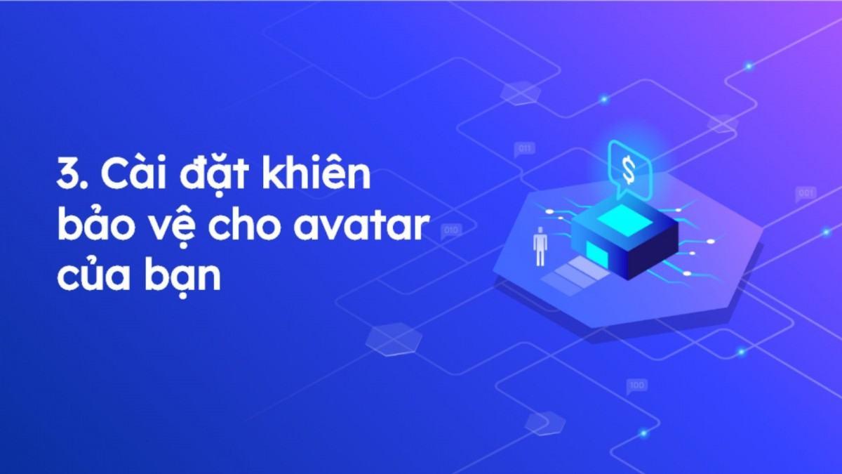 Cài đặt khiên bảo vệ cho Avatar Facebook của bạn