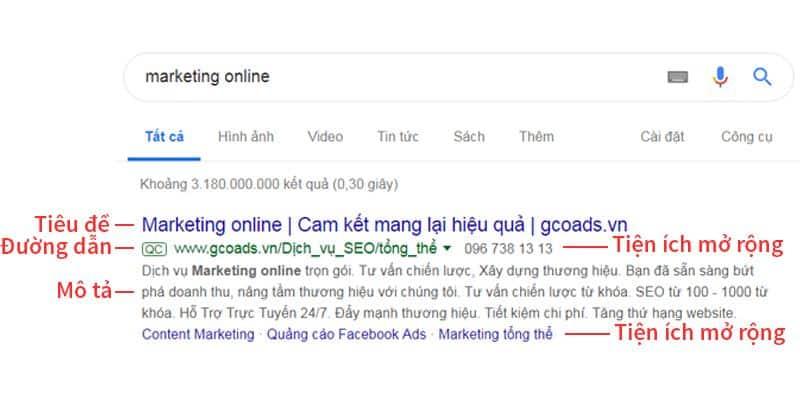Cách viết quảng cáo Google Adwords đúng chuẩn - Hấp dẫn