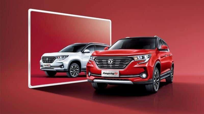 xe oto dongfeng t5 - Mẫu xe 5 chỗ Dongfeng T5 bản nâng cấp toàn diện dưới 700 triệu đồng