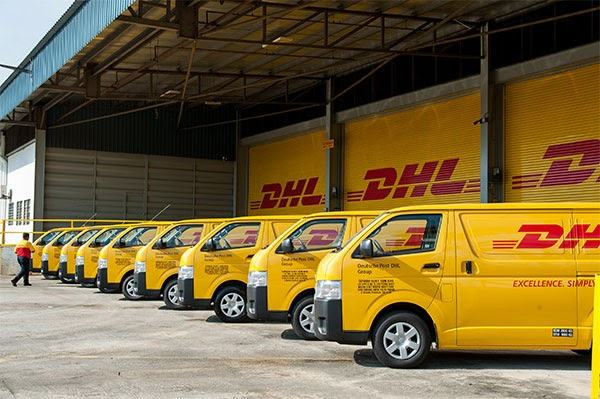 Sử dụng dịch vụ gửi hàng DHL cần chú ý điều gì?