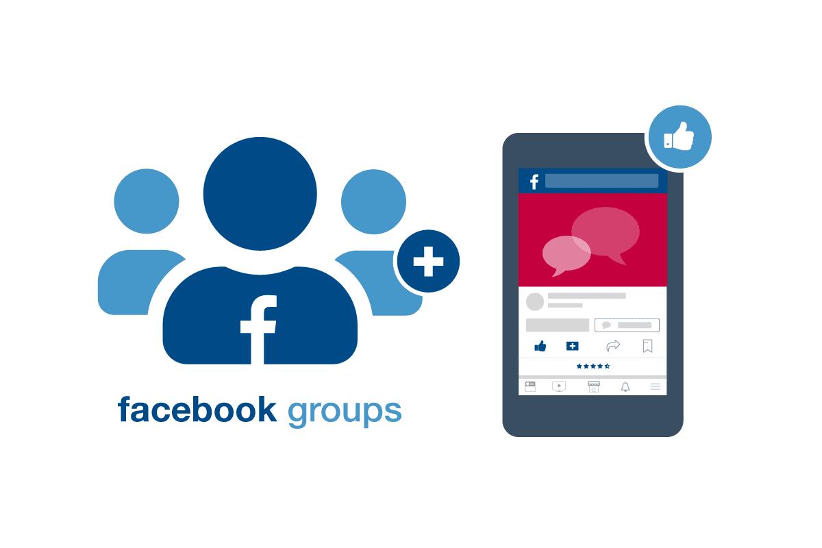 Cách tìm nhóm kín trên facebook cho người mới