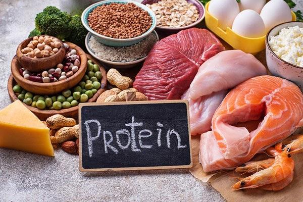 Ăn bột cám yến mạch và thực phẩm protein với chế độ Dukan