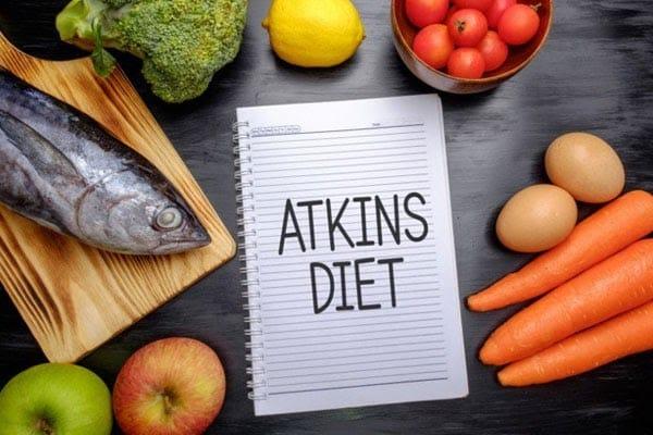 Chế độ Atkins giảm cân lành mạnh và an toàn