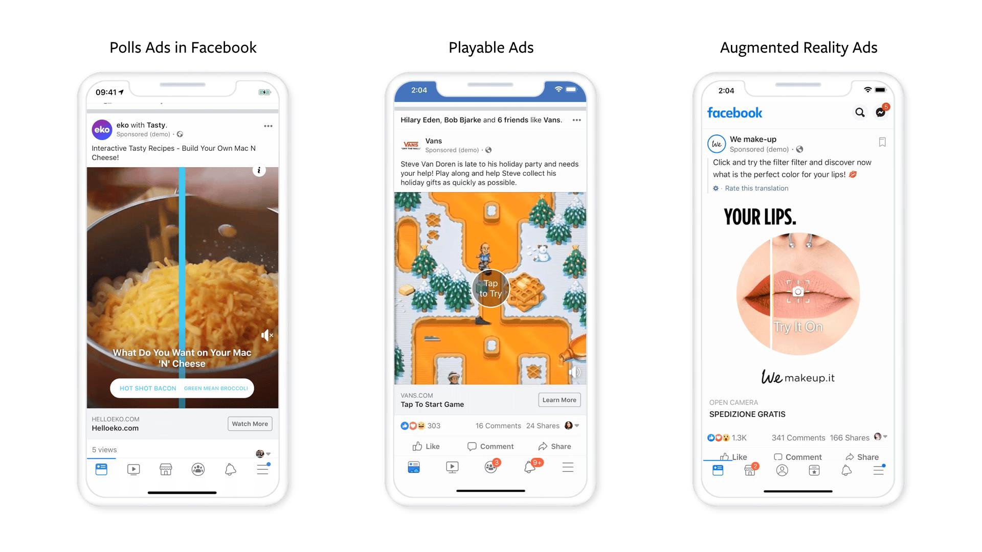 tăng like bằng cách chạy facebook ads