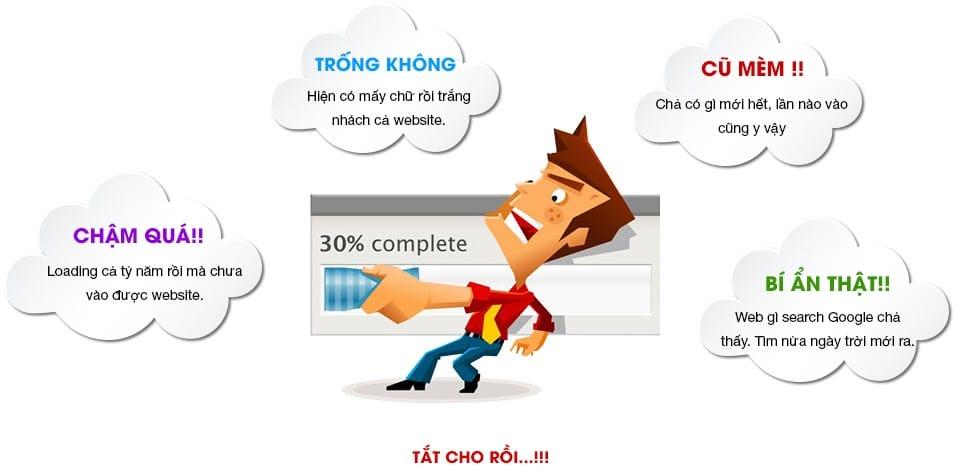 Bạn đang tìm dịch vụ chăm sóc web chuyên nghiệp và uy tín? Phân vân các agency làm SEO tại TP. Hồ Chí Minh cung cấp cho khách hàng quá nhiều loại hình như chăm sóc website tổng thể, quản trị website, audit website, SEO tổng thể…