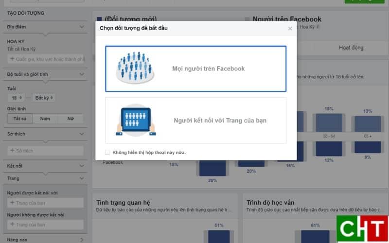 sử dụng Facebook Audience Insights hình ảnh 4