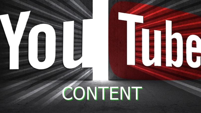 Kiếm tiền youtube content như thế nào