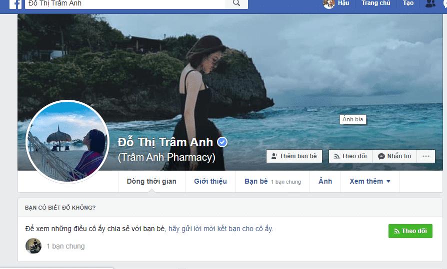 Những lưuýkhi làm tích xanh chotài khoản fanpageFacebook