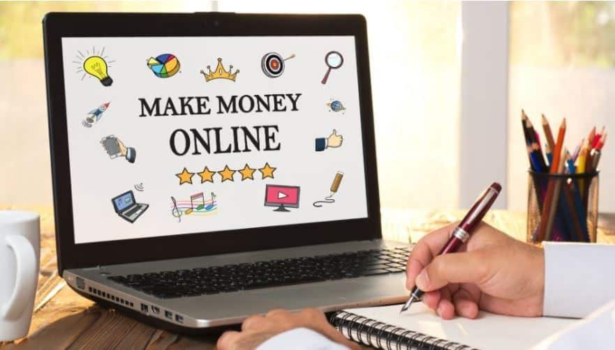 kiếm tiền tại nhà bằng máy tính