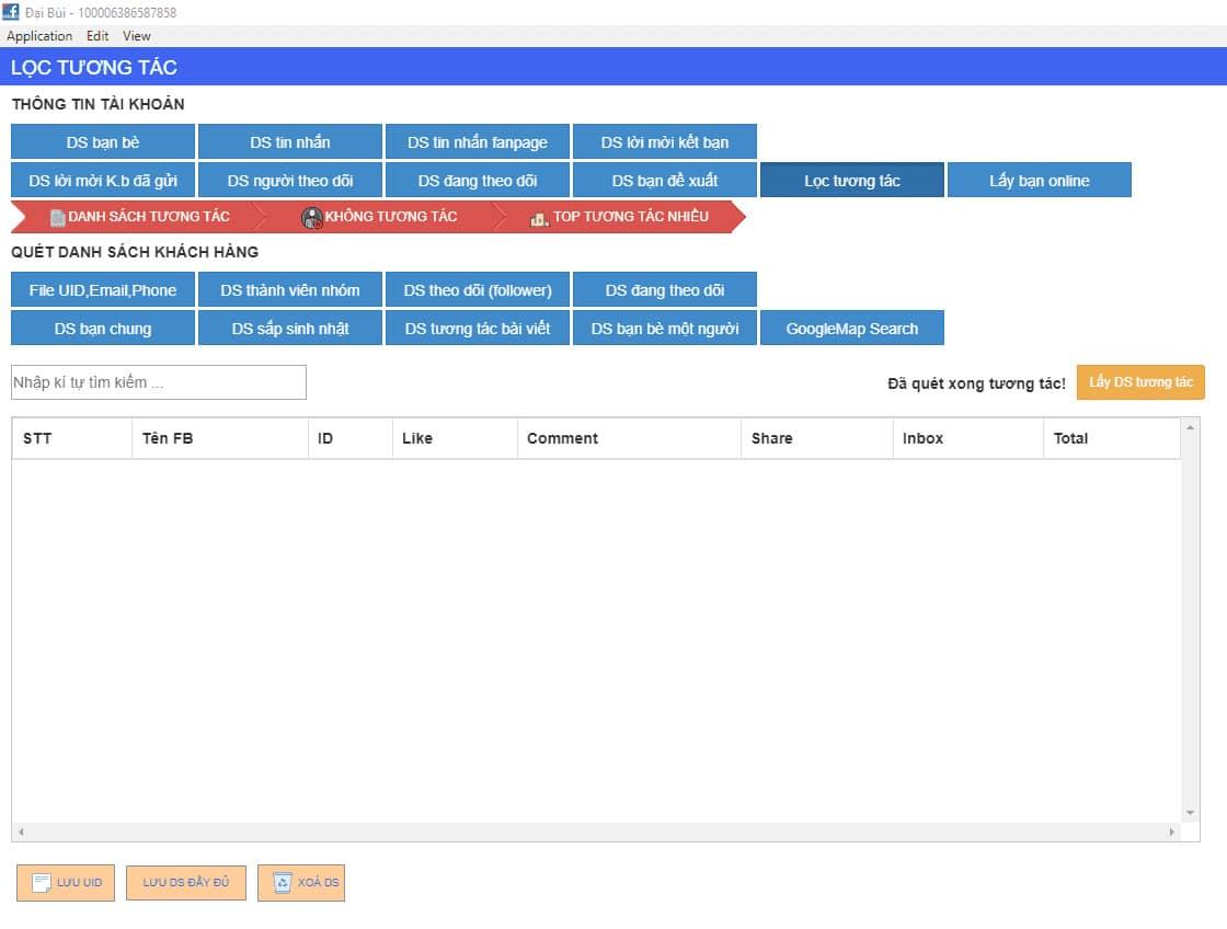 Bạn hãy tải và cà đặt phần mềm ở link trên rồi sau đó Đăng nhập tài khoản vào phần mềm và bắt đầu sử dụng như hình.