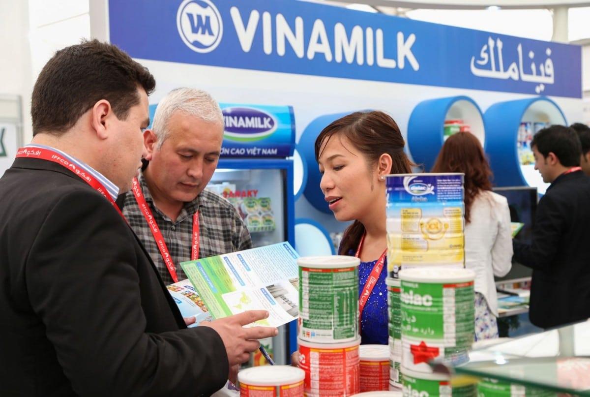 Tổng hợp chiến lược 4p của vinamilk mới nhất 2020 - Hệ thống quản trị doanh  nghiệp