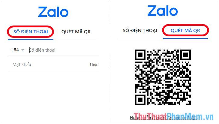 Hình 4 của Cách đăng nhập Zalo trên máy tính, laptop
