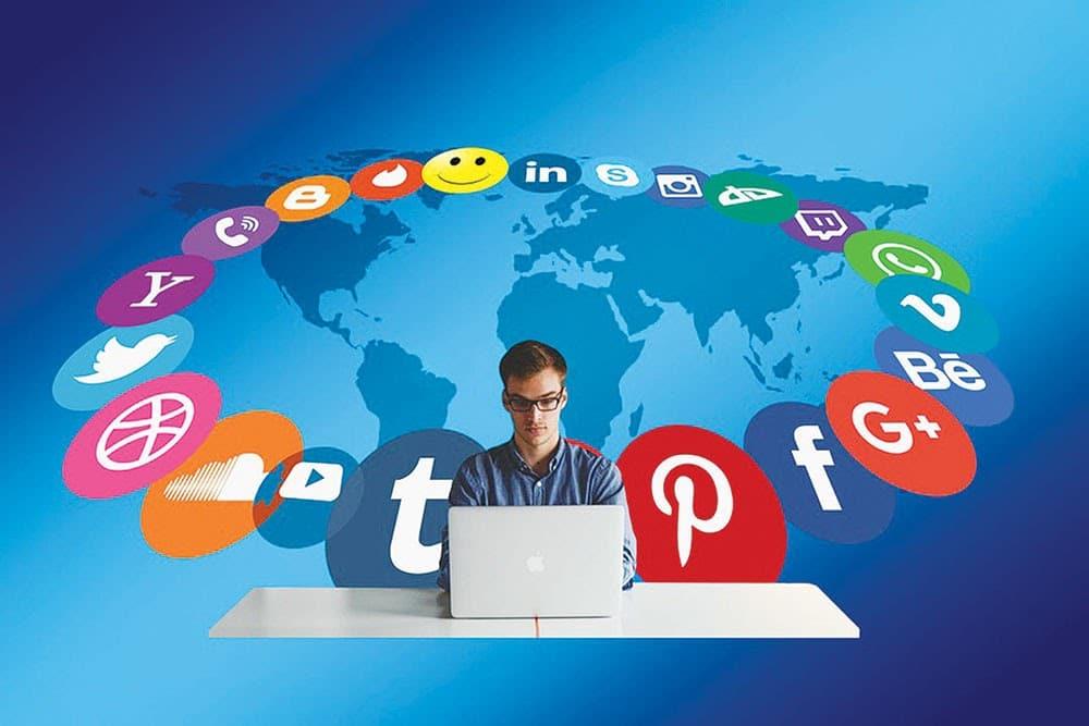 Kết nối kênh mạng xã hội