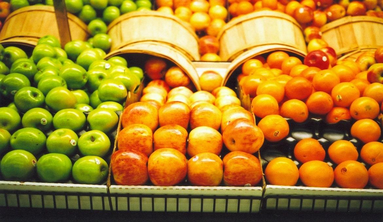 kinh doanh trái cây tết