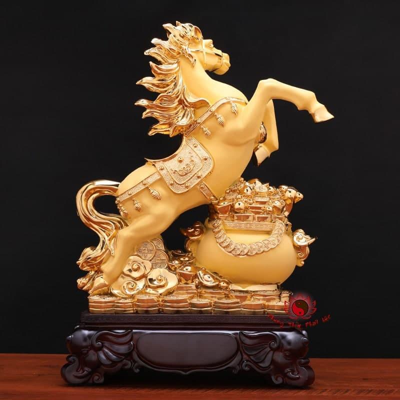Ngựa Phong Thủy Lập Mã Phát Tài | Ngựa Chiêu Tài | Ngựa Tài Lộc