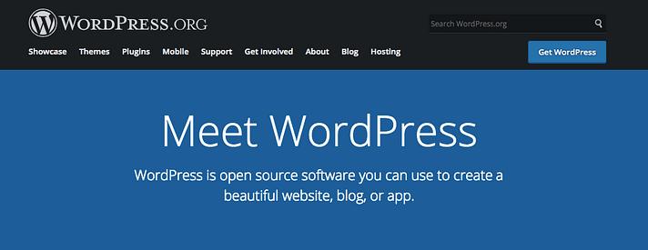 Làm thế nào để tạo một trang web? Sử dụng WordPress!