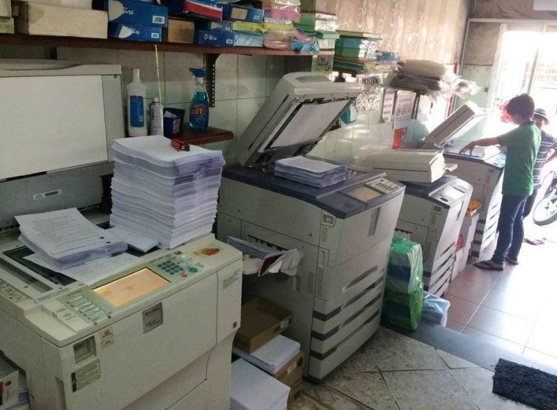 Kinh nghiệm mở tiệm photocopy, in ấn chỉ với 50 triệu đồng | Đa Phú Quý