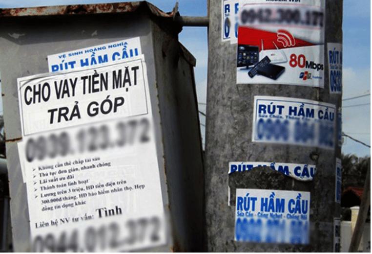 """Cẩn thận với các địa chỉ thông cống """"ma"""""""
