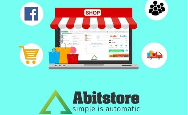 Phần mềm quản lý bán sản phẩm Abit