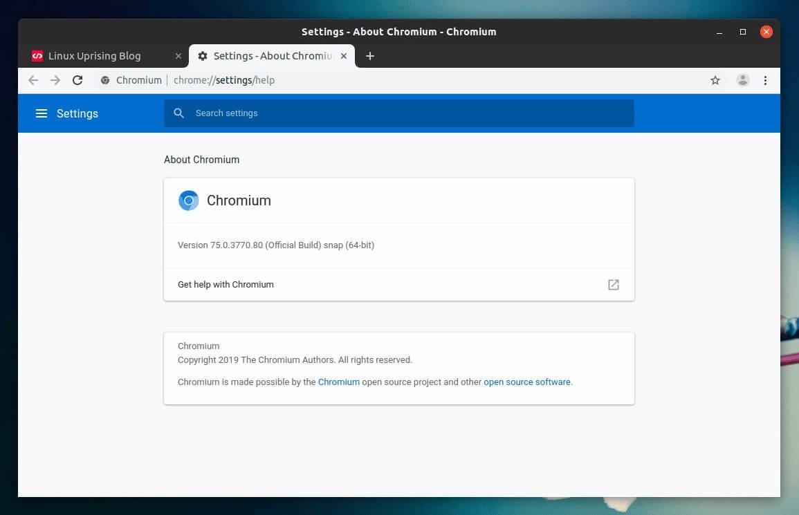 Chromium là gì?So sánh với Chrome thì Chromium vẫn còn nhiều làm giảm chắc chắn, cho dù là mã nguồn mở của nhiều trình duyệt Internet xong việc còn những hạn chế là việc chẳng thể tránh khỏi khỏi như: