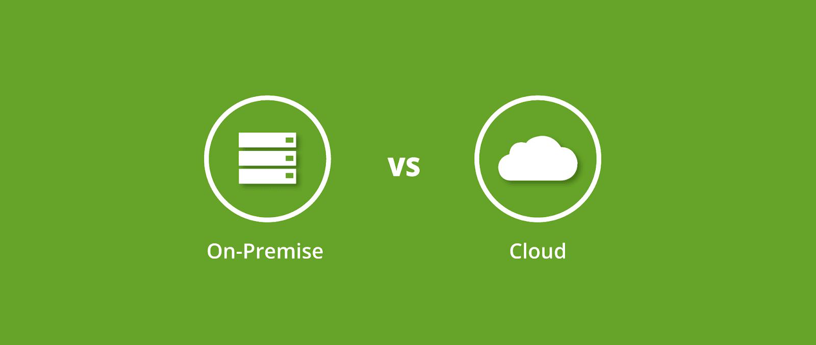 On Cloud: CRMVIET có tính năng bảo đảo thông tin cho người dùng một bí quyết nghiêm ngặt nhất
