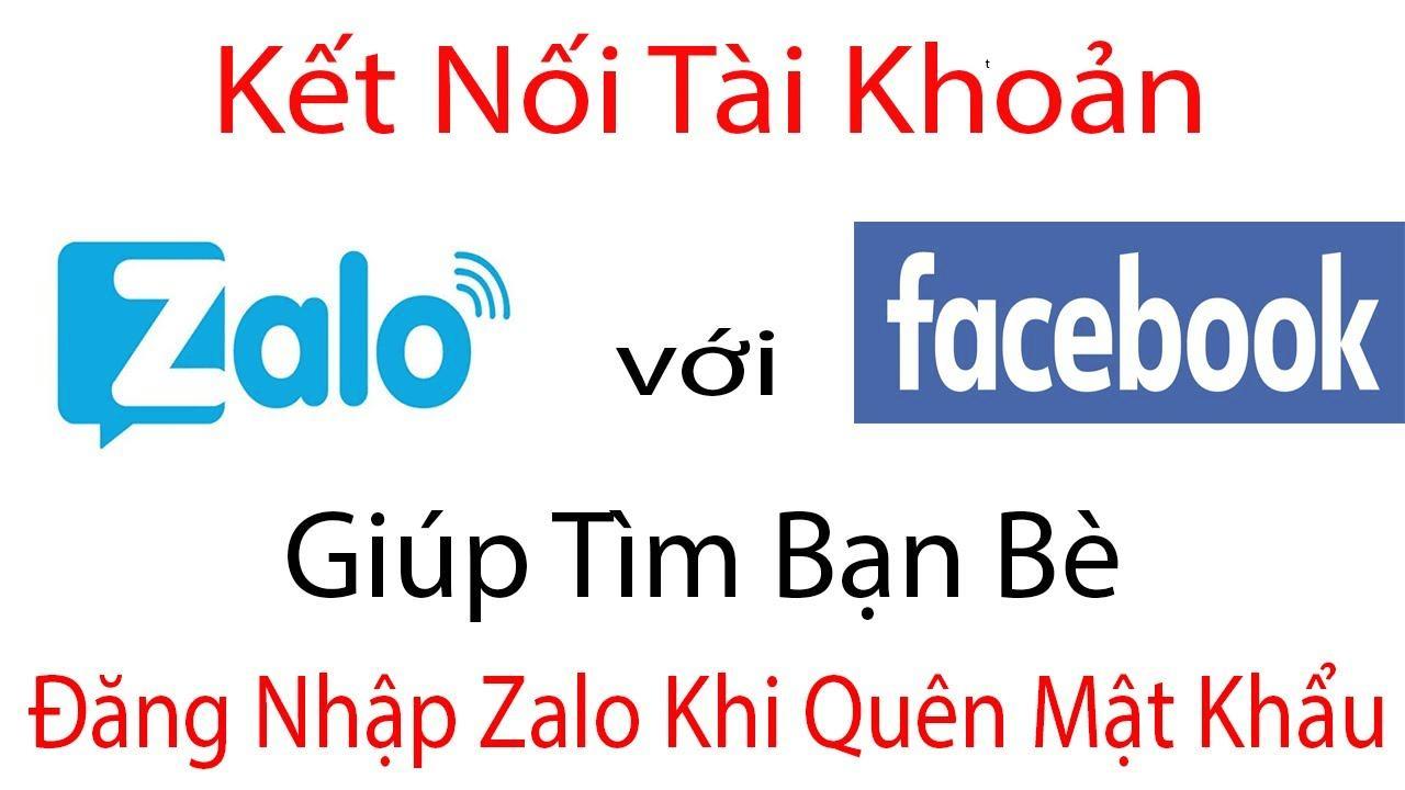 Để áp dụng người dùng cần phảu kết nối với facebook đã. Sau đấy dùng Zalo như thông thường, sau đó chọn vào Facebook là được.