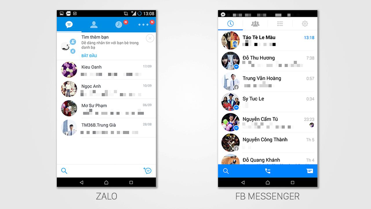 Bước 1: Từ bố cụ và giao diện chính của ứng dụng kênh Facebook phiên bản chuẩn dành cho điện thoại, các bạn chọn vào biểu tượngDanh mụcở góc màn hình > kéo xuống chọnthiết lập & quyền riêng tư> chọncài