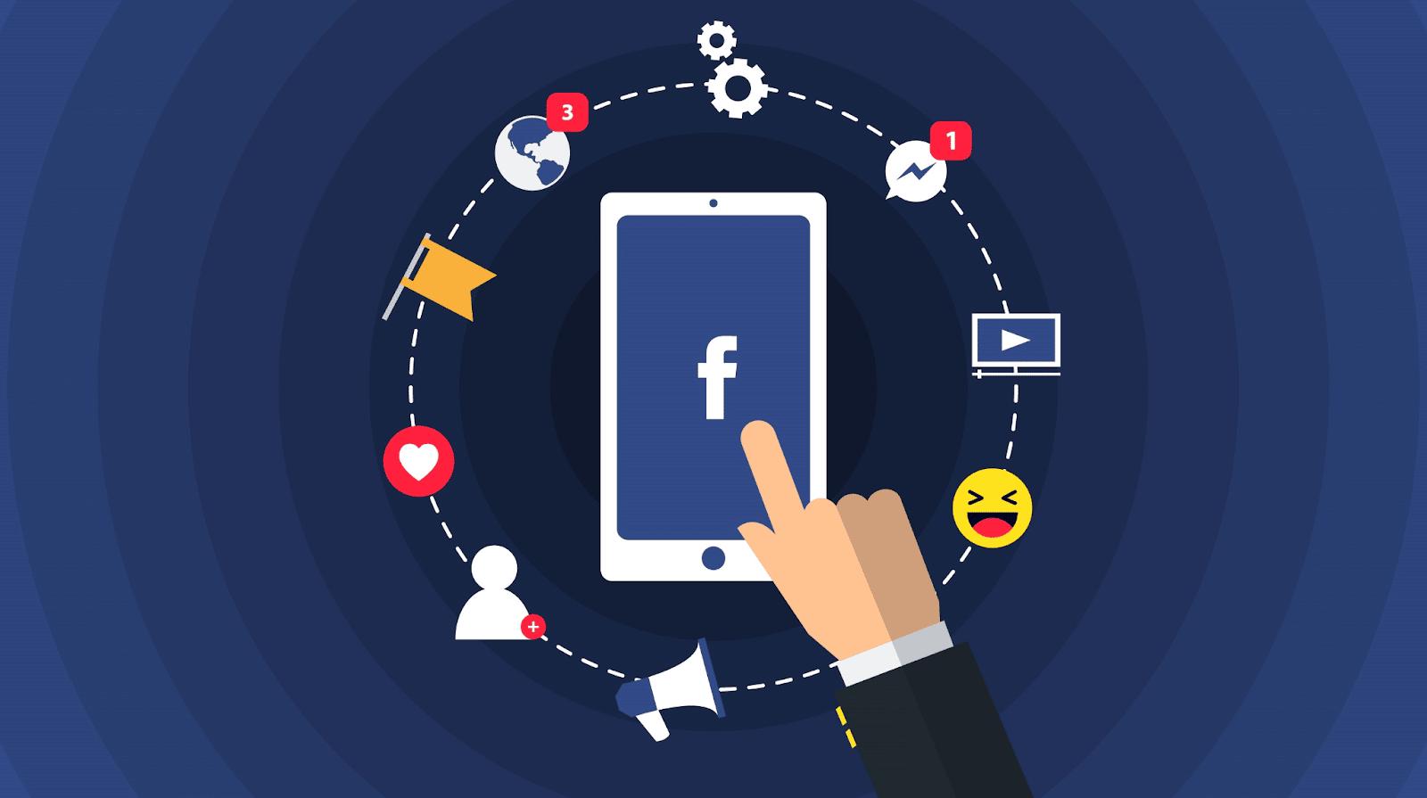 Token Facebook để cho các lập trình viên tăng trưởng mở rộng thêm về tích hợp các API và APP trên kênh Facebook