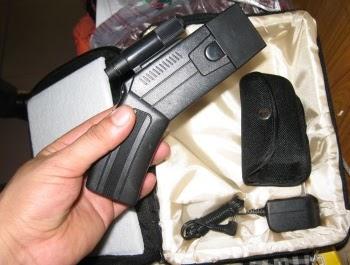 công cụ hỗ trợ bảo vệ súng điện