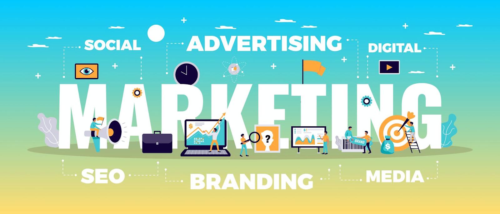 Đội ngũ nhân viên phòng marketing xác định được nhóm đối tượng, từ đó điều hướng theo thị hiếu và nhu cầu của thị trường khách hàng đấy.