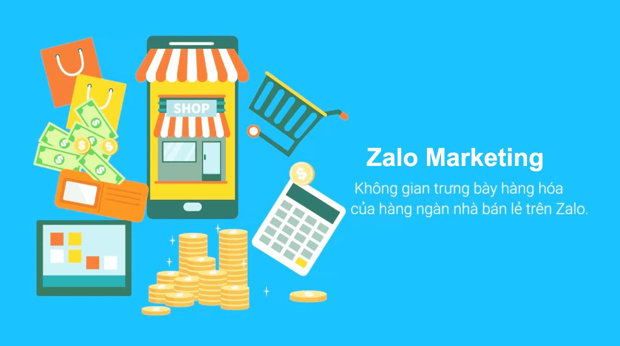 Zalo marketing là gì?